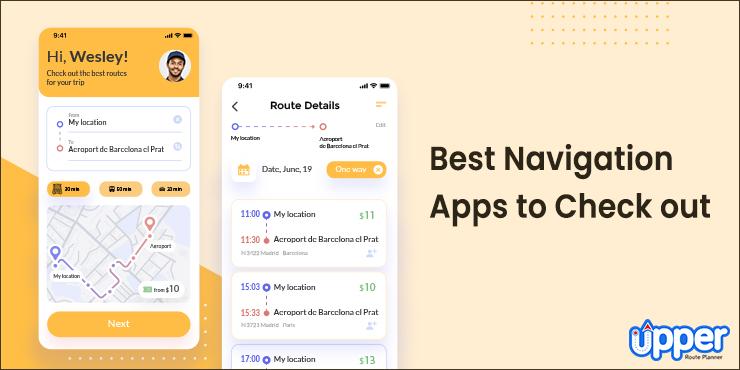 Best Navigation App