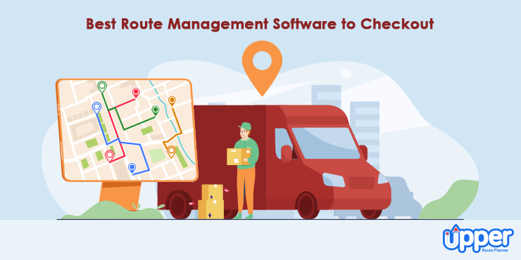 Best Route Management Software to Checkout
