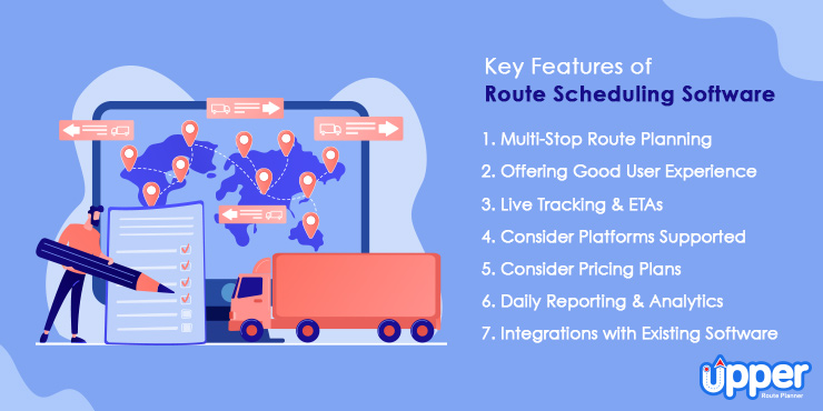 Key Features of Routing Software