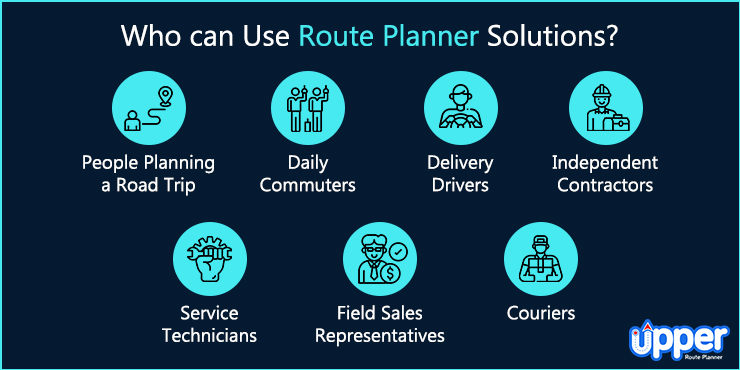 Who can Use Route Planner Solutions?