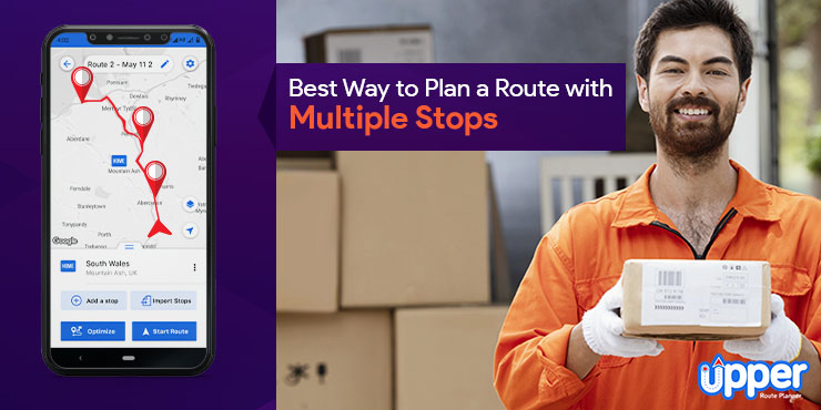 Best Way to Plan a Route with Multiple Stops