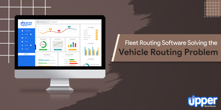 Fleet Routing Software Solving The Vehicle Routing Problem