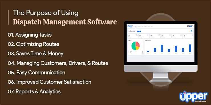 The Purpose of Using Dispatch Management Software