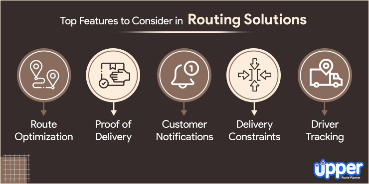 Top Features to Consider in Routing Solutions