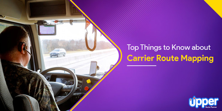 Top Things to Know About Carrier Route Mapping