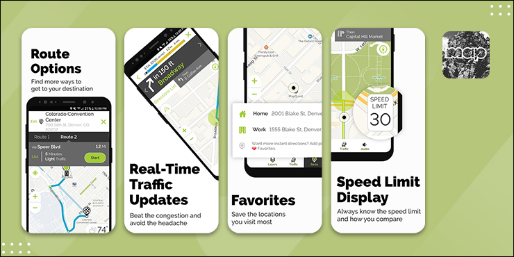 MapQuest - Daily Driving Directions and Road Trips