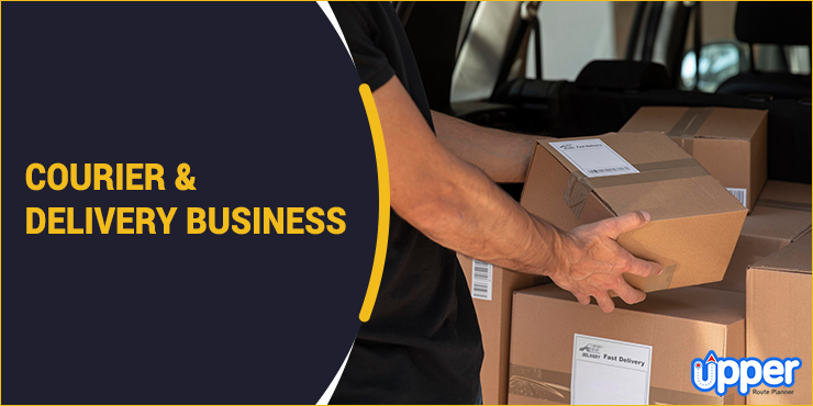 Courier Service Business