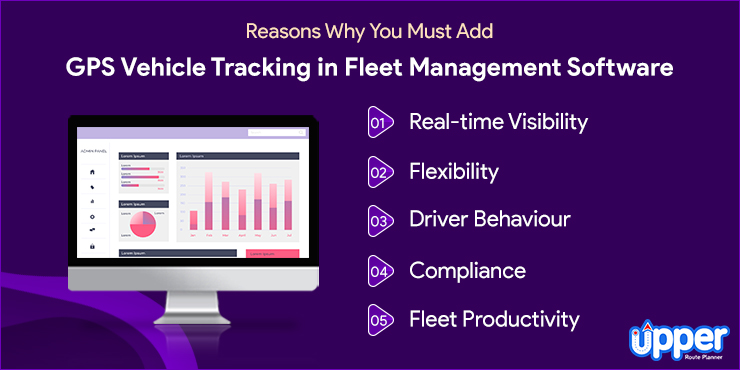 Advantages of Vehicle Tracking Software