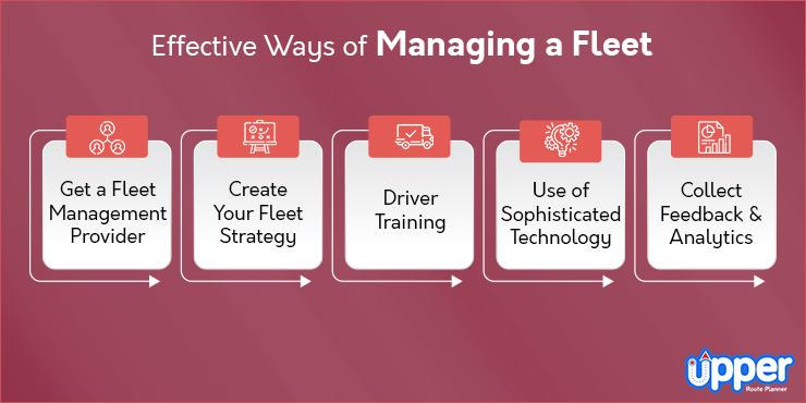 Best Ways to Manage a Fleet Effectively
