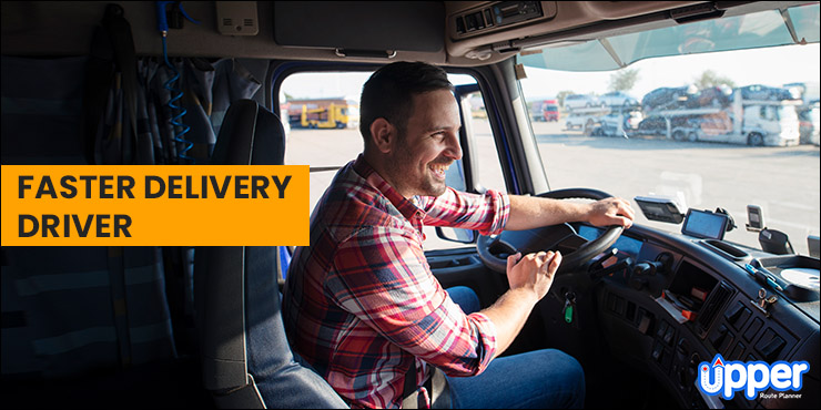 How To Be a Faster Delivery Driver