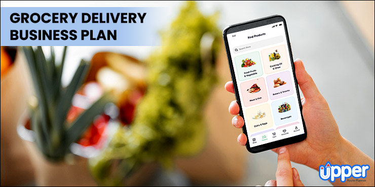 grocery delivery business plan