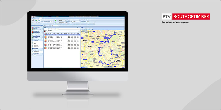 PTV Route Optimizer