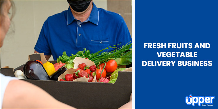 Fresh Fruits and Vegetable Delivery Business