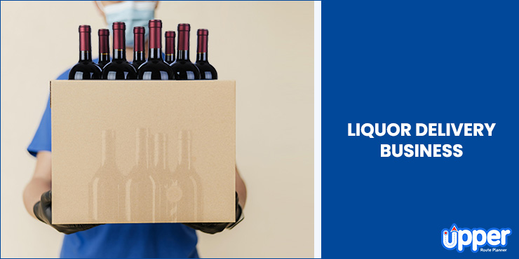 Liquor Delivery Business