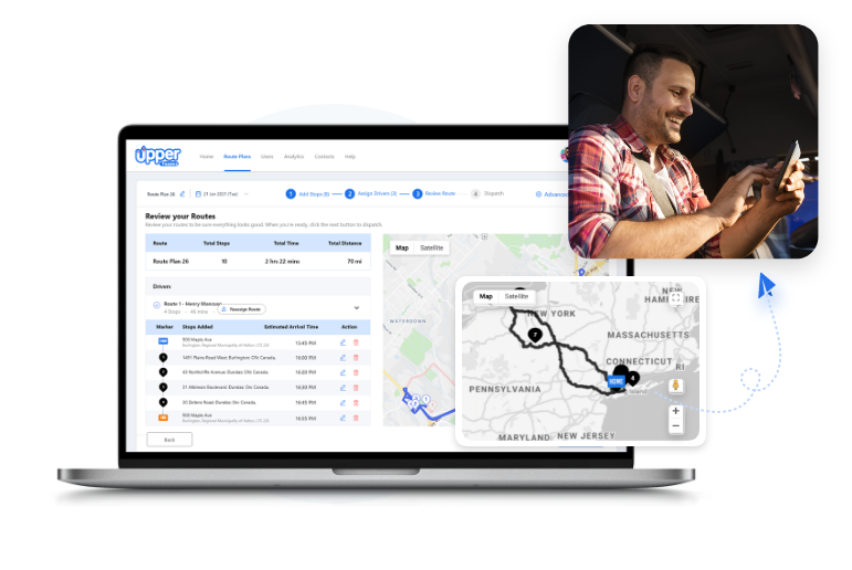 Optimize Your Daily Delivery Routes